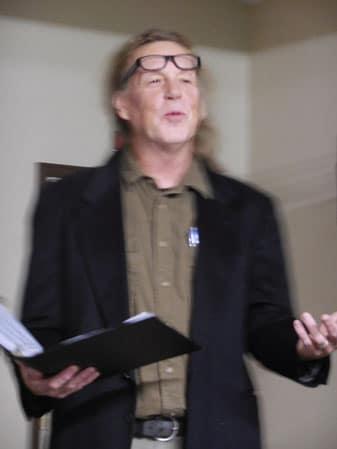 Kent Miller LPC Speaking